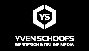 Logo Yven Schoofs Webdesign